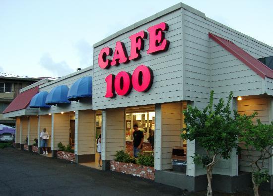 Restaurant Cafe 100 Ede