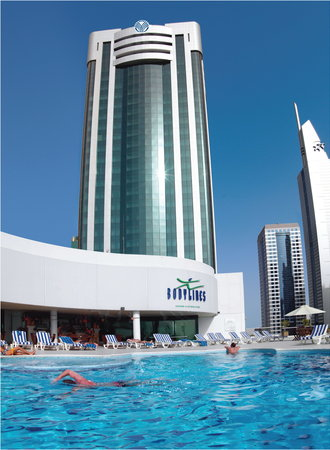 Towers Rotana - Dubai (United Arab Emirates) - Hotel ...