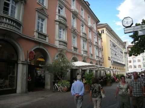 tourist of bolzano city centre map » Another Maps [Get Maps on HD ...