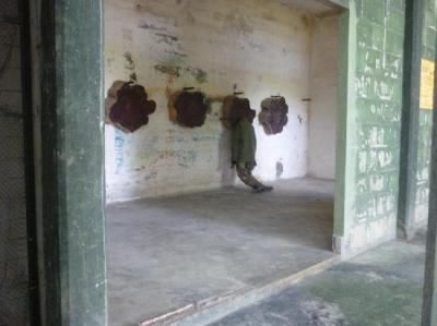 living quarters - Picture of Penang War Museum, Penang ...