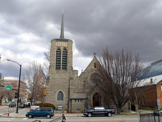 St Michael S Episcopal Cathedral Boise Tripadvisor