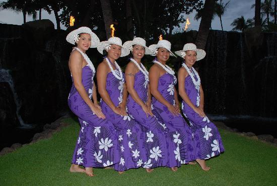 Westin Wailele Polynesian Luau