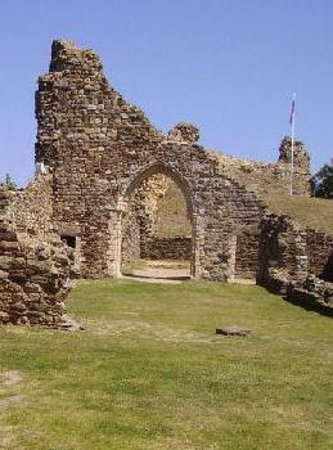 Hastings Castle England Hours Address Historic Site