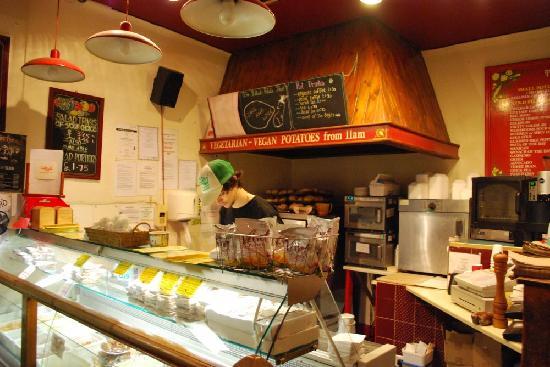 Fast Food Restaurants Vegan Options