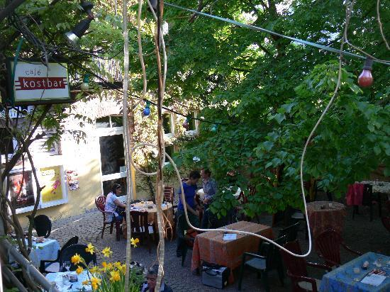 Restaurant Cafe Kostbar Saarbrucken
