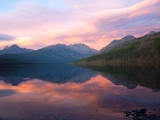 Airport Glacier National Park Montana