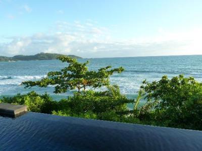 View from Panoramic - Bild från MAIA Luxury Resort & Spa ...