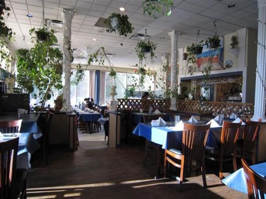 Greek Restaurant 64th Scott Road