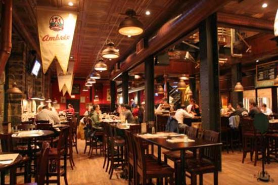 Restaurants Downtown Quebec City