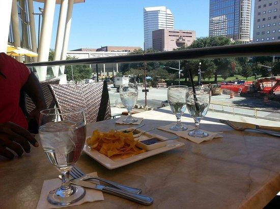 Downtown Houston Restaurants 77002