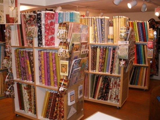 Fabric Shops Maine