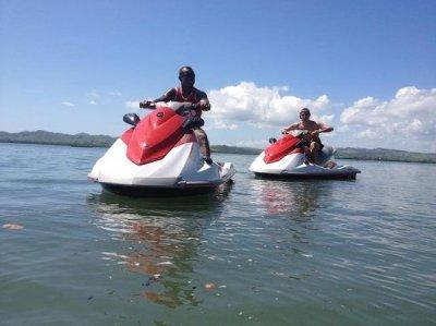 Beautiful Namotu Island just near Cloudbreak - Picture of ...