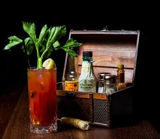Imperial Bloody Mary - Picture of Imperial Craft Cocktail ...