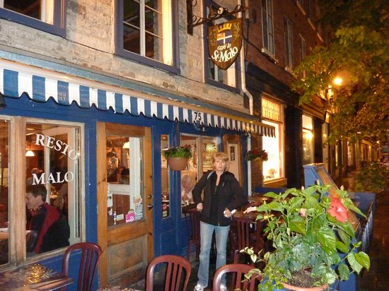 Best Dinner Restaurants Quebec City