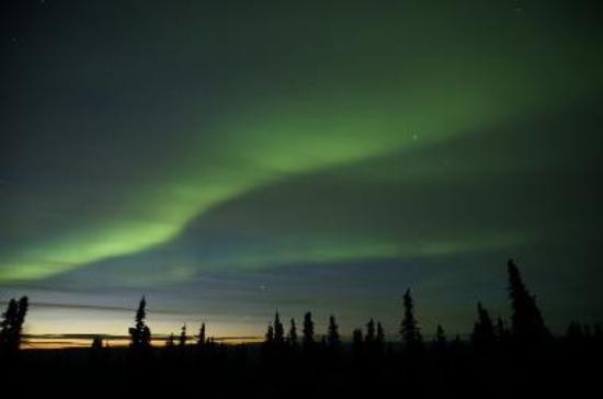 Fairbanks Northern Lights Forecast