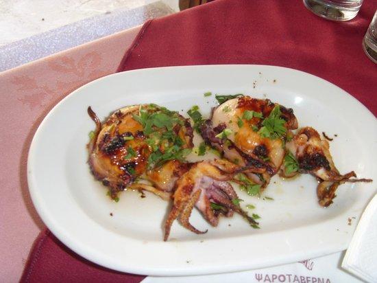 Fish Restaurant Zygi Cyprus