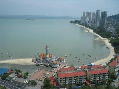 Penang seaside - Picture of Penang Island, Penang ...