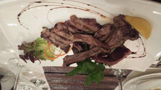 Zeus Greek Restaurant Xemxija Menu