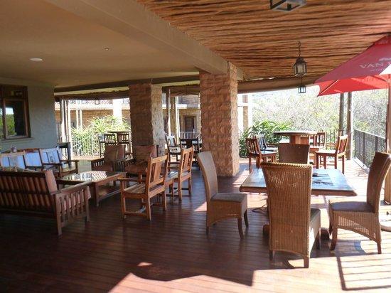 Wooden Deck Picture Of Afrique Boutique Hotel Ruimsig