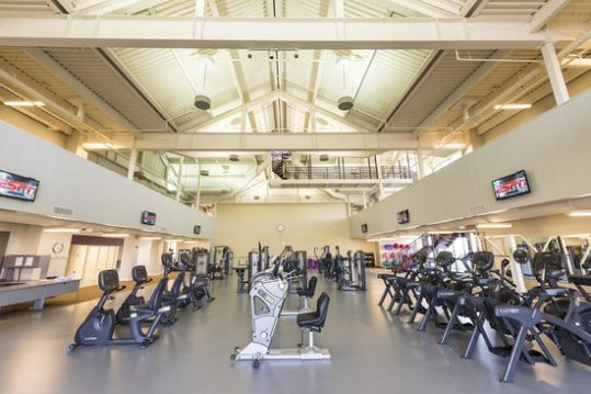 Fitness center   Picture of Chickasaw Retreat   Conference Center     Chickasaw Retreat   Conference Center  Fitness center