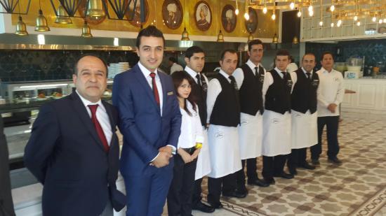 Holiday Villa Qatar Restaurant