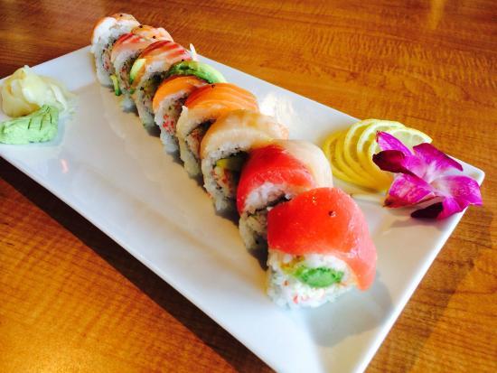 Sushi Restaurants Yuba City Ca