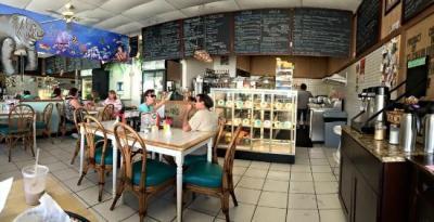 menu - Picture of Bagel Island Cafe, Big Pine Key ...
