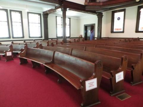 Interior   Picture of Brown Chapel AME Church  Selma   TripAdvisor Brown Chapel AME Church  Interior