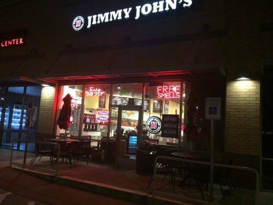 Jimmy Johns Restaurant