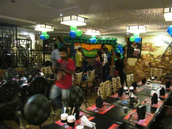 Cheap Buffet Restaurants Bangalore