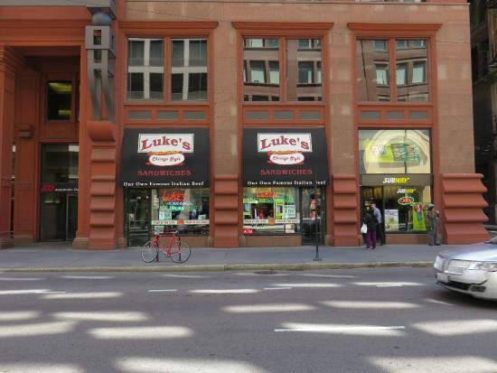 Fast Food Restaurants 60606