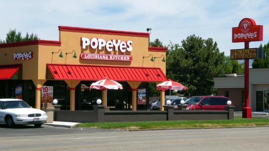 Popeyes Louisiana Kitchen Boise Restaurant Reviews