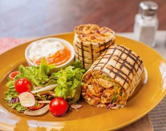 Lunch Menu Las Iguanas