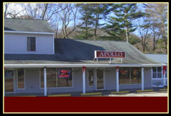 South Apollo Windham Restaurant Ct