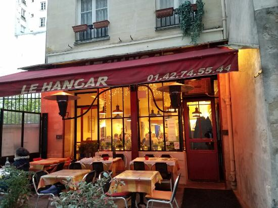 Le Hangar  Paris   Le Marais   Restaurant Reviews  Phone Number     Le Hangar  Paris   Le Marais   Restaurant Reviews  Phone Number   Photos    TripAdvisor
