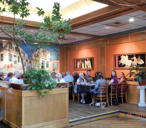 Greek Restaurant 96th Ave Langley