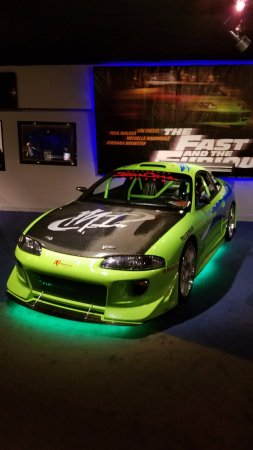 Paul Walker s Mitsubishi Eclipse from First Fast and Furious     Hollywood Star Cars Museum  Paul Walker s Mitsubishi Eclipse from First Fast  and Furious