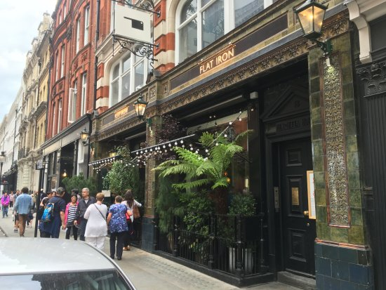 Steak Near Covent Garden