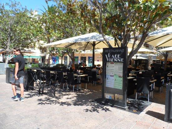 Restaurant Cafe Vienne Perpignan