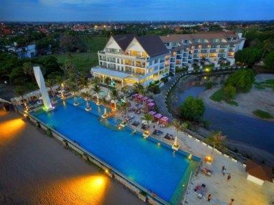 Lv8 Resort Hotel, Canggu - Bali - Picture of Vue Beach ...