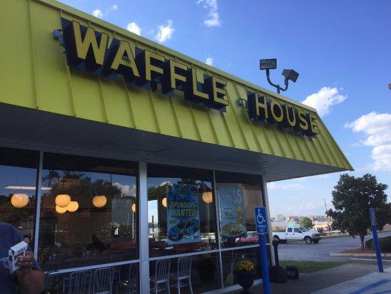 Waffle House Meridian Ms
