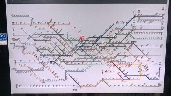 Subway map for Seoul   Picture of Seoul Metro  Seoul   TripAdvisor Seoul Metro  Subway map for Seoul
