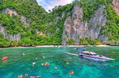 The 10 Best Things to Do in Ko Phi Phi Don - 2018 (with ...
