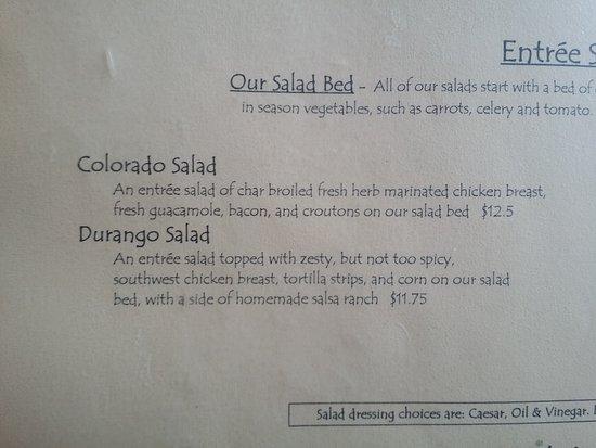 Steak Restaurants Estes Park Colorado