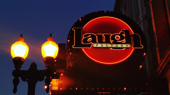 Laugh Factory North Broadway Chicago Il