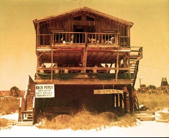 Back Porch Destin Florida