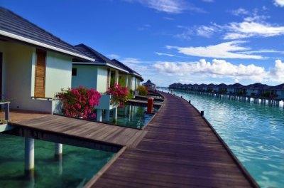Sun Island Resort and Spa (Nalaguraidhoo Island, Maldives ...