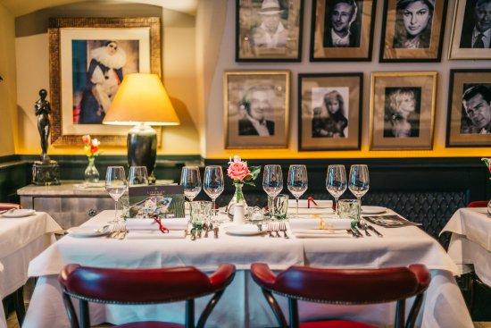 Restaurant Cafe Pierrot Budapest