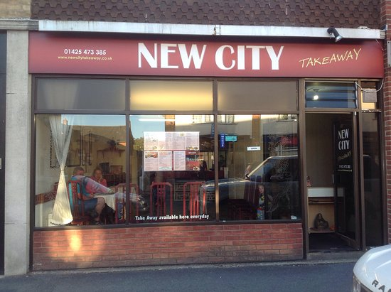 New City Chinese Takeaway Amp Restaurant Ringwood