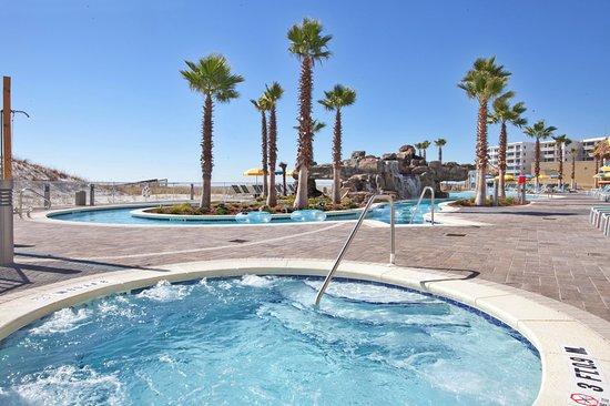 Fort Walton Fort Beach Resort Walton Inn Fl Beach Holiday